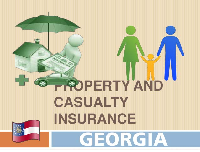 Licencia Property & Casualty – Georgia